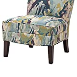 Cheap Madison Park Hayden Slipper Accent Chair Multi See Below