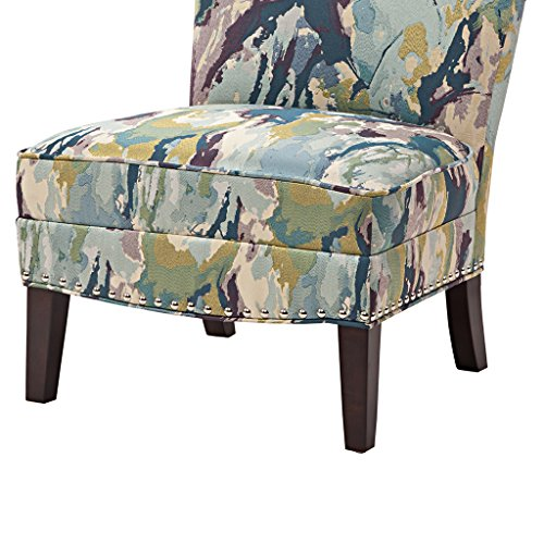 Madison Park Hayden Slipper Accent Chair Multi See Below ()