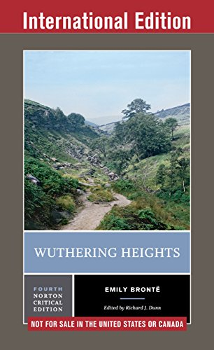 Wuthering Heights (Fourth International Student Edition)  (Norton Critical Editions)