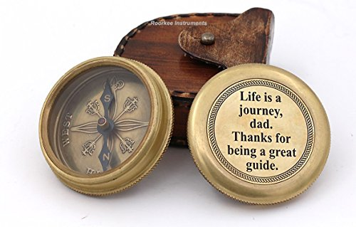 Best Gift for Dad/Best Dad Gift/Dad's Birthday Gifts/Compass With - How Glasses Your To Find Size