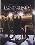 Back Stage Pass : A Survey of American Musical Theater, Stiehl, Pamyla A. and Coleman, Bertram E., 1465254161