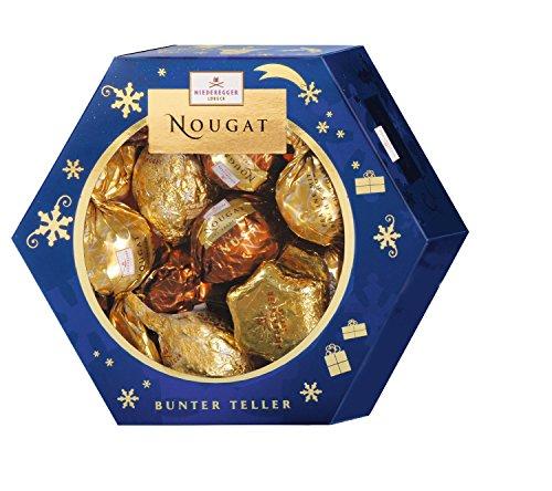 Niederegger Nougat 'Bunter Teller', 1er Pack (1 x 215 g)