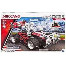 Meccano-Erector Autocross RC Model Building Kit