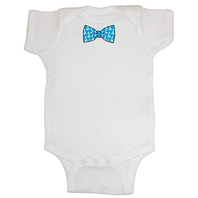 4c865eee2 Amazon.com: Two In Love! Blue Party Hats Bowtie Tuxedo-Style Baby ...