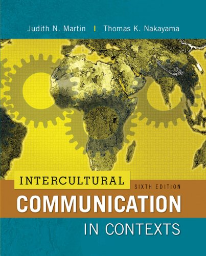 Intercultural Communication in Contexts 6th Edition - Ebook PDF Version