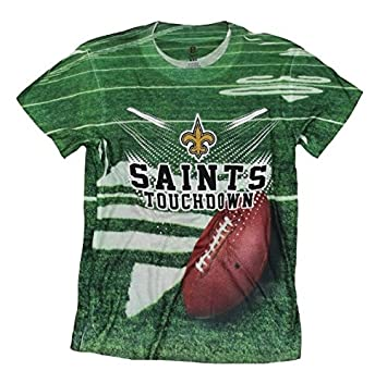 cd2b5a9fe NFL New Orleans Saints Touchdown Youth T - Shirt Youth XX - Large ...
