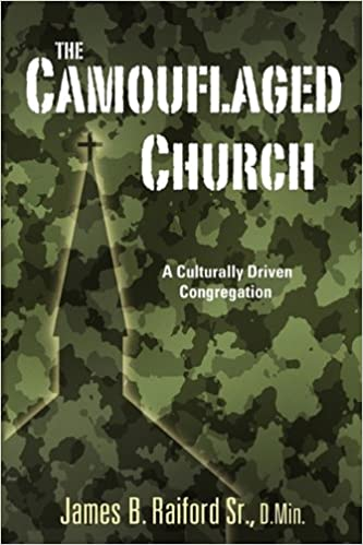 Book The Camouflaged Church