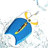 vstone 2 in1 Kids Kickboards Swimming And Water Gun- Learn-to-Swim Pool Toy(Blue)