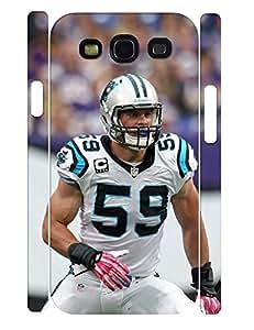 Hybrid Funny Sports Boy 3D Print Handmade Cell Phone Case for Samsung Galaxy S3 I9300