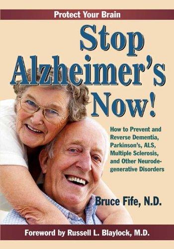 (Stop Alzheimer's Now!)