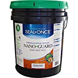 Seal Once 3117 premixed Nano Guard Premium Wood Sealer Bronze Cedar 5-gallon