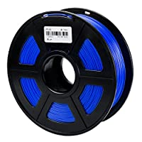 XPERLAND 1.75mm 3D Printer PLA Filament BLUE, Dimensional Accuracy +/- 0.02mm, 1KG Spool, PLA 1.75 Filament by XPERLAND