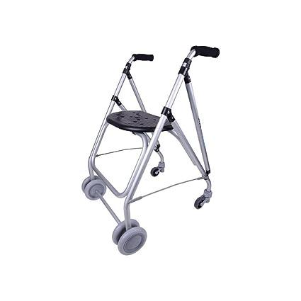 Forta fabricaciones - Andador de aluminio para ancianos ARA-PLUS ...