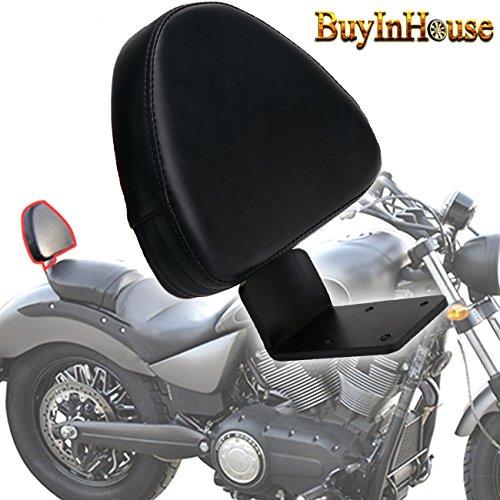 (for Victory Vegas Boardwalk High Ball Gunner Kingpin )Motorcycle Passenger Rear Backrest Sissy Bar (Motorcycle Passenger Backrest)