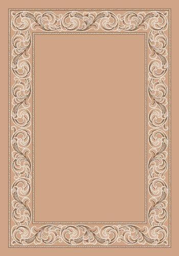 Milliken Almond Sonata - Milliken Modern Times Sonata Almond Rug 2'8