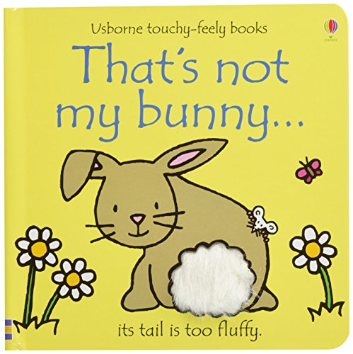 Lion Bunny - That's Not My Bunny (Touchy-Feely Board Books)
