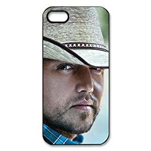 jason aldean Custom Printed Design Durable Case Cover for Iphone 5 5S