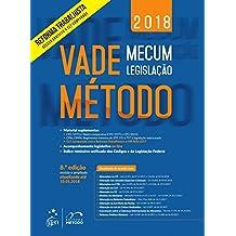 Vade Mecum Método. Legislação 2018