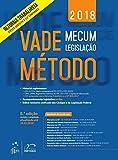 capa de Vade Mecum Método. Legislação 2018