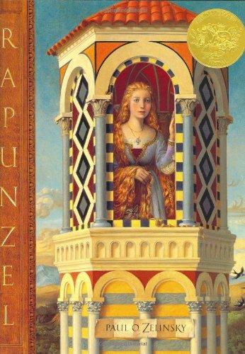 rapunzel-caldecott-honor-book