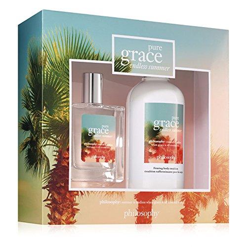 (philosophy pure grace endless summer gift set)