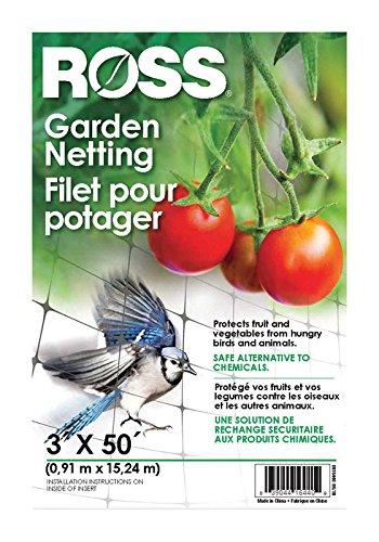 (Ross 16440 3' X 50' Garden Netting)