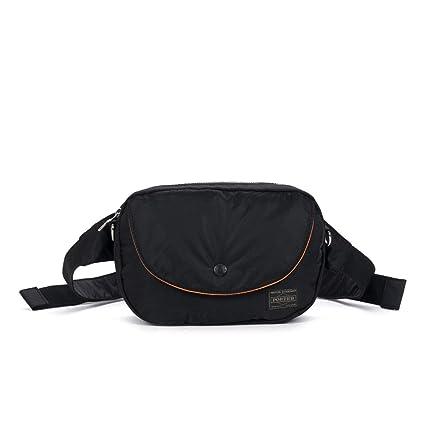 RABILTY Genuine Leather Fanny Pack Brown Waist Bag Travel Hiking Hip Bum Purse,Crossbody Bag Color : Dark Brown