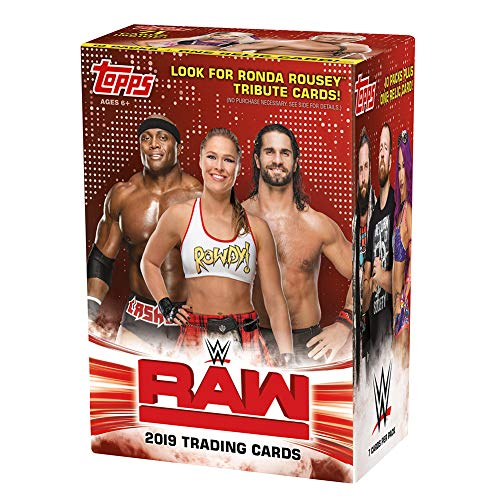 (Topps WWE 2019 RAW Box Set)