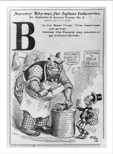 Historic Print L: Nursery rhymes for infant industries. An alphabet of joyo