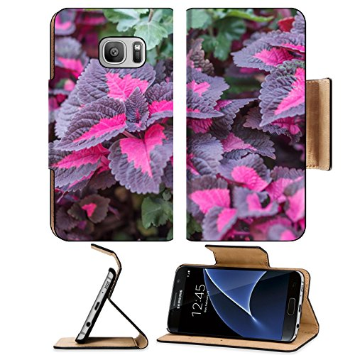 luxlady-premium-samsung-galaxy-s7-flip-pu-leather-wallet-case-image-id-26282541-plante-ornementale-c