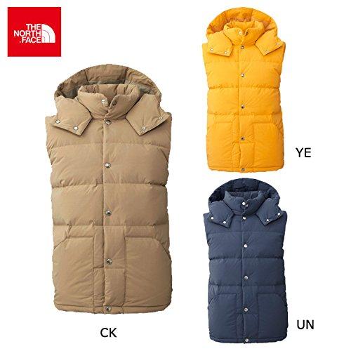 [ザ ノース フェイス] アウトドア ダウンベスト CAMP Sierra Vest [メンズ] ND91402 B015GUN4AG Large|YE YE Large