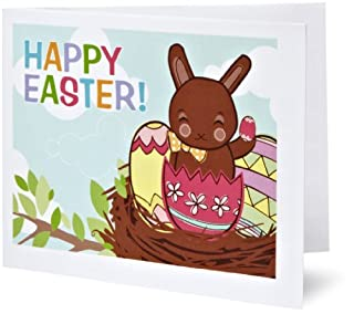 Amazon Gift Card - Print - Happy Easter (Chocolate Bunny) (B004KNWWY0) | Amazon price tracker / tracking, Amazon price history charts, Amazon price watches, Amazon price drop alerts
