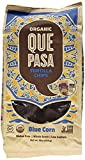 Que Pasa Blue Tortilla Chips, 16 Ounce - 12 per case.