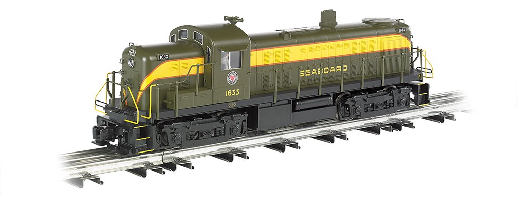 Williams by Bachmann Rs3 Scale Diesel Locomotive Seaboard  O Scale