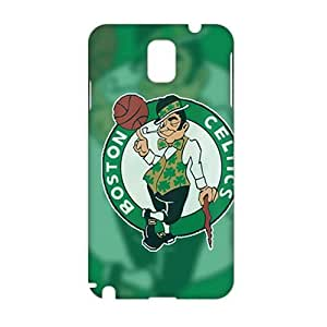 WWAN 2015 New Arrival boston celtics 3D Phone Case for Samsung NOTE 3