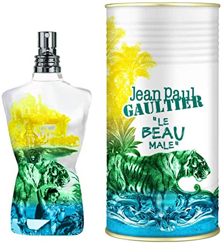 Spray Summer Paul Gaultier Jean - Jean Paul Gaultier Le Beau Male Eau De Toilette Spray 125ml/4.2oz