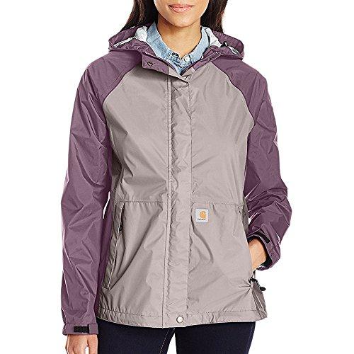 - Carhartt Women's Mountrail Jacket, Vintage Violet, Small