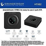 Grandstream GS-HT802 2 Port Analog Telephone