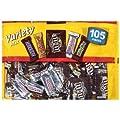 Mars Brand Chocolate Variety Mix - 105 ct.