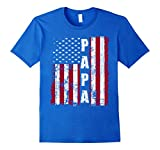 Men's PAPA American Flag T-Shirt