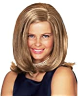 High Society Wig (Honey Blonde) Adult Halloween Costume Accessory