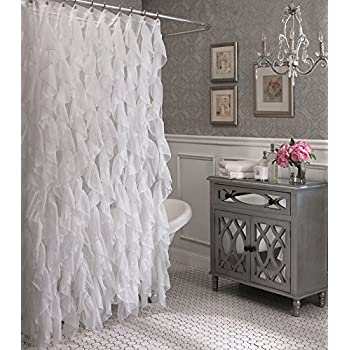 Popular Bath Mosaic Stone Shower Curtain Home Kitchen