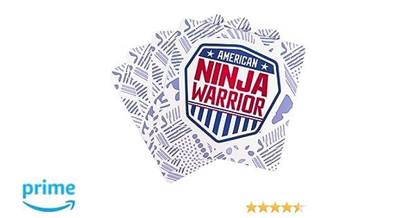 Amazon.com: American Ninja Warrior Official Shield Stickers ...