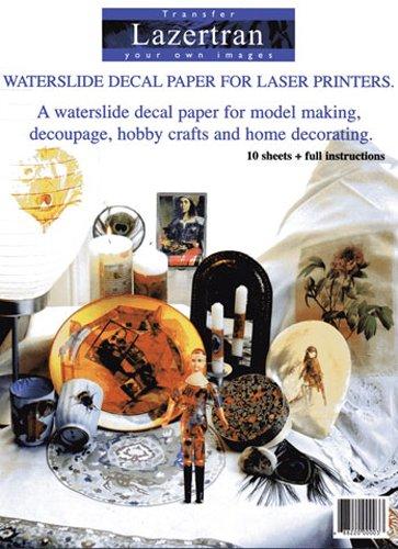 Lazertran Waterslide Decal Paper Regular Lazertran Buy Online In Uae Products In The Uae