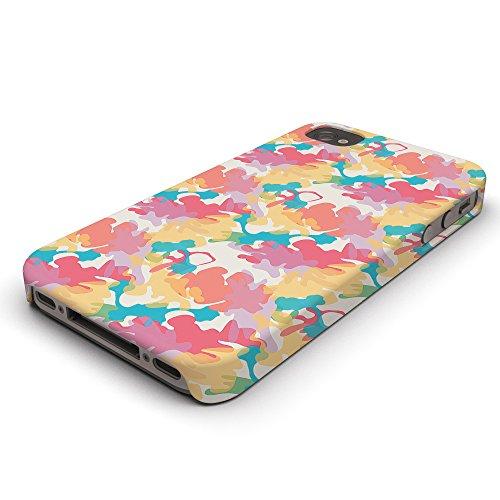 Koveru Back Cover Case for Apple iPhone 4/4S - Splot