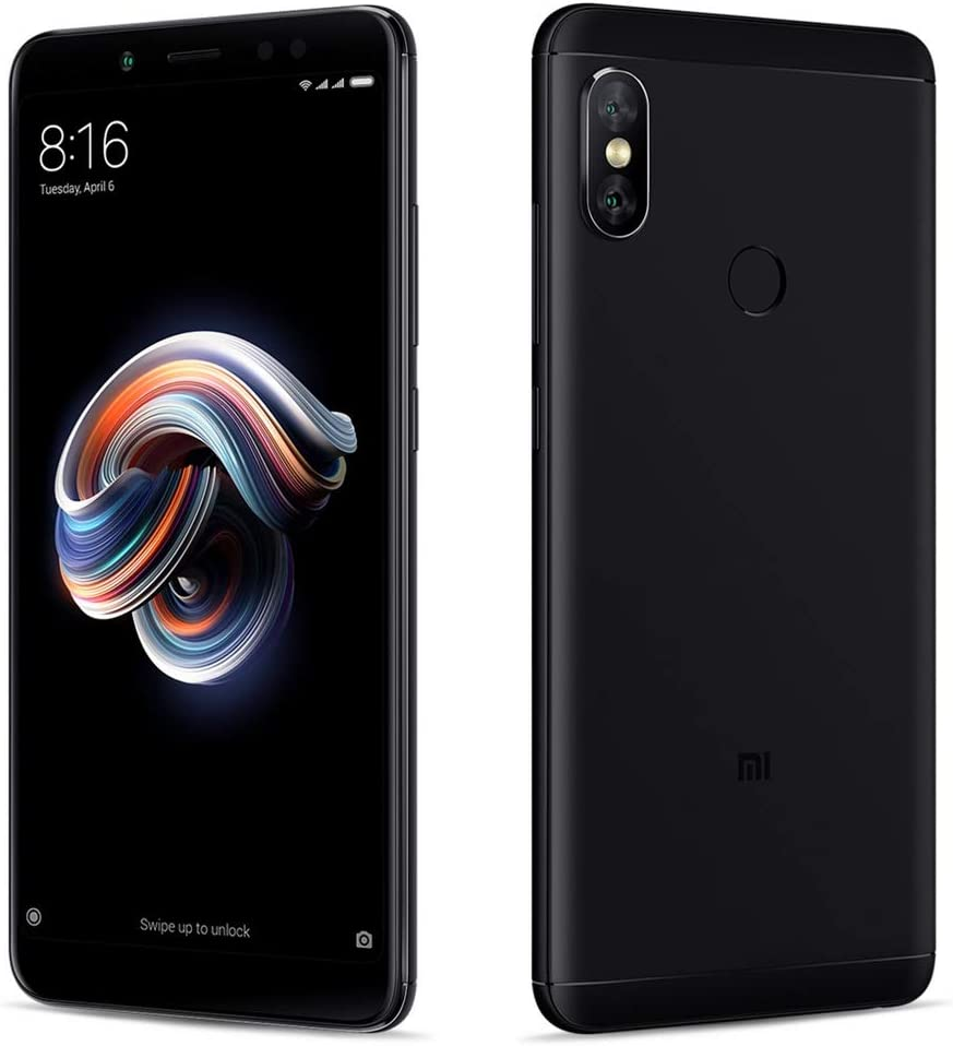 Xiaomi Redmi Note 5 Dual SIM 3GB/32GB Smartphone International ...