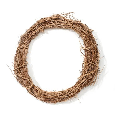 Better Crafts GRAPEVINE WREATH 18IN NATURAL (12 pack) (0GPV180)