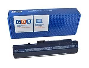 GRS bateria para ACER UM08B31 6600mAh/73Wh,11.1V, Li-Ion Accu, Laptop bateria