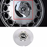 Chrome Center Wheel Hub Cap Cover for 2001-2003 Ssangyong Chairman OEM Parts
