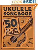 #6: The Ukulele Songbook: 50 All Time Classics